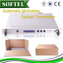 CATV 1550nm optical fm transmitter   External 1550 optical toslink transmitter   optical receiver catv optical transmitter