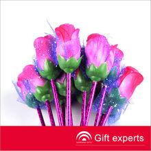 polular flower pen for kid gifts in cute model