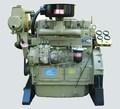 utiliza el motor diesel para el generador alternador sin