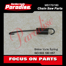 Chainsaw Brake Spring Chinese Garden Chainsaw MS180 Spare Parts