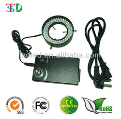 72LEDs High Lumens Microscope LED Ring Light