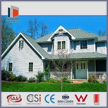 CE cerciticate modern prefabricated guest house