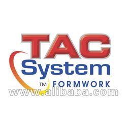 TAC SYSTEM FORMWORK