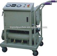 high capacity portable light fuel oil refiney machine for filtering diesel oil,gasoline oil