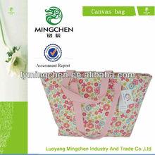 2012 New Design Ready make canvas bag