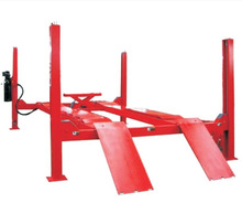 car lifting device four post car lift china car lift cost low