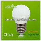 hot sale factory price high lumen 4w e27 led bulb