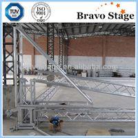 Triangle truss lighting truss circle truss for sale