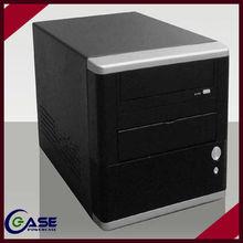 ITX plastic circle industrial aluminum alloy computer case