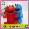 HI CE Funny big eye elmo plush toy for children