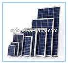 Tabbed Thin Film Surplus Solar Cell Module
