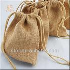 Wholesale Burlap Drawstring Pouch