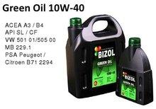 BIZOL Green Oil 10W-40