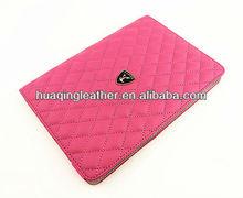 for ipad mini leather case,super-thin ipad mini with stand holder