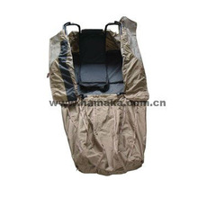 Outdoor Hunting Hidden Equipment Lay Down Blind Chair