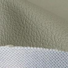 leopard pattern pvc leather
