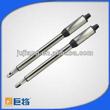 Automatic leaner actuators