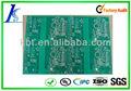 2 camadas pcb máscara verde placa. Fácil projetos eletrônicos para a produção de pcb.