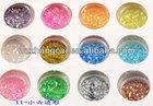 12 Color Acrylic UV Gel Nail Art Glitter Dust Powder
