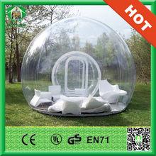 Oi CE hot venda tenda bolha bolha barraca de acampamento