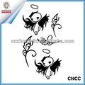 Popolare personalizzati angelo tatuaggio( zy3- 4075)