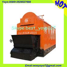 BEST China industrial coal fired fire tube boiler ,coal fired chain grate stoker boiler
