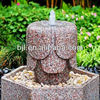 natural stone outdoor wall fountains