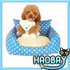 Elegant Pet Bed With Soft Pillow