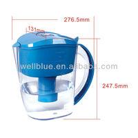 Protable Alkaline Water Filter Ionized Make Alkaline Water And Rich Oxygen Water