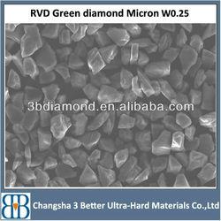 green resin bond and vitrified diamond powder