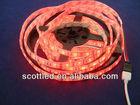 12v 60LEDs/M 5050 RGB flexible waterproof 50 50 rgb led strip