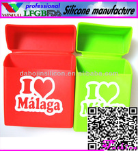 New Mould Hard Plastic/Silicone Hand Rolled Cigarette Box Cases 25 Packs(FDA, ROHS)