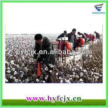 Pamuk toplayıcı/pamuk toplama makinesi/sıcak satış pamuk hasat makinesi