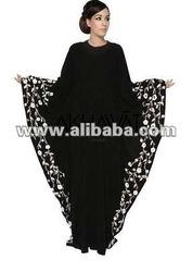 Butterfly Style Abaya