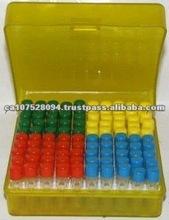 Mini Plastic Bottles 1g