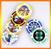 High quality 2013 custom new abs/ clay stiker poker chip set