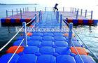 floating dock plastic pontoons