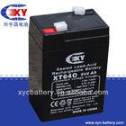 6V 4AH vrla battery