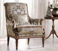 Prestige high comfort armchair