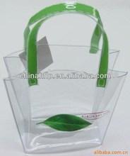 Wholesale high quality transparent pvc pen bag