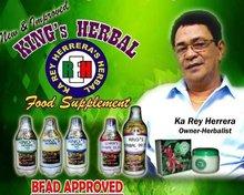 REH Kings Herbal Food Supplement