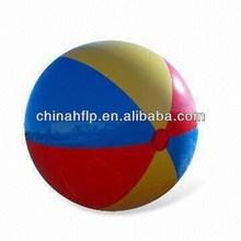 Customized latest inflatable beach ball girls
