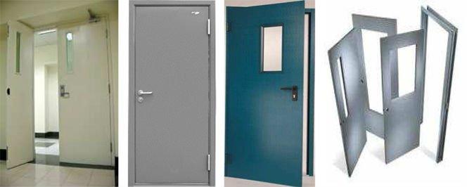 Fire Rated Steel Doors : Fire rated steel doors g