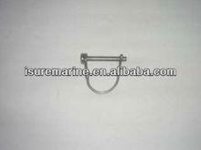 Stainless steel 304 coupler locking pin