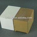 de armazenamento de calor de cerâmica do favo de mel