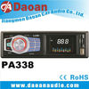 Daoan PA338 Fashion Panel Digital Car mp3 player Car audio