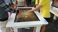 Cpu integrata- per bambini gioco interattivo tabella/tavolo touch screen