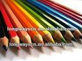 lápiz de color madera