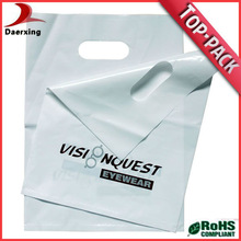 Cheap custom printed plastic bags with logo