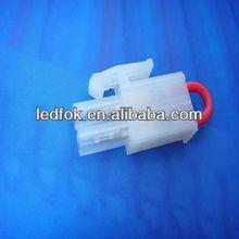 Dong Guan professional manufacturer of 2-pole LED light short circuit terminal block for European lighting system